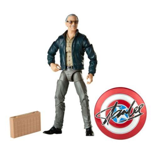 De esta manera rendirán homenaje a los cameos de Stan Lee en el MCU Stan-Lee-MArvel-Legends-500x500