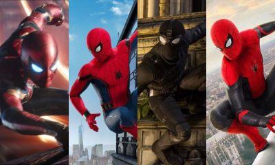 Stealth Suit es el traje favorito de Tom Holland en 'Spider-Man'