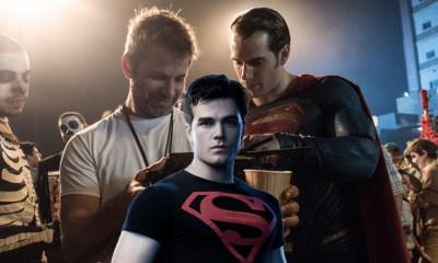 'Titans' reinventó un consejo del Superman de Zack Snyder