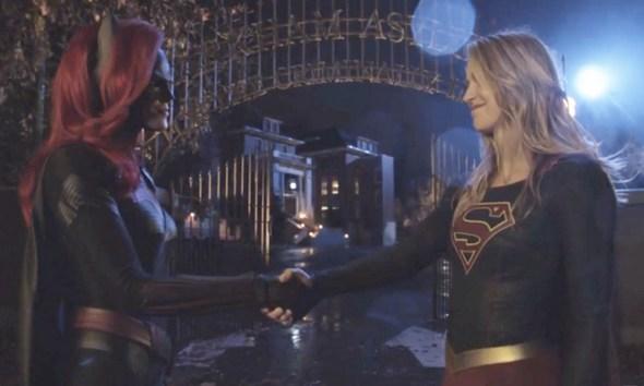 'Batwoman' derrota a 'Supergirl'