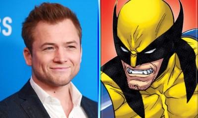 Taron Egerton habló sobre Wolverine