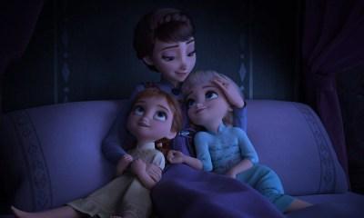 Teorías de 'Frozen 2'