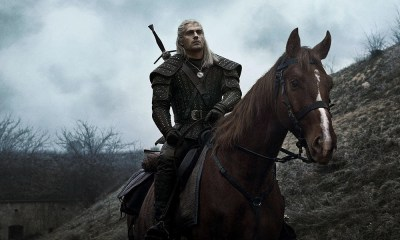 Filtran fotos de 'The Witcher'