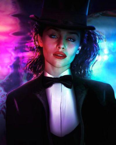 Así se vería Emilia Clarke como Zatanna en el DCEU b8eddc9e-1682-4d49-8da6-b304447be1a5-400x500
