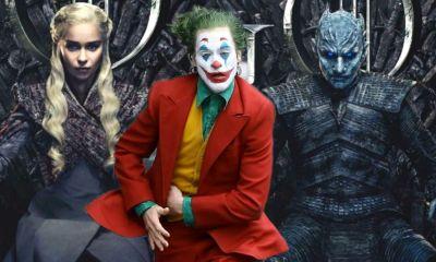 en que se parecen 'Joker' y 'Game of Thrones'