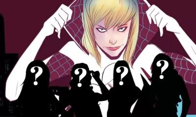cinco actrices que podrían ser Spider-Gwen