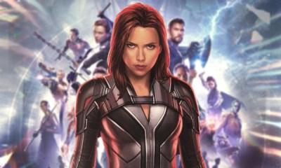origen de Black Widow en 'Endgame'