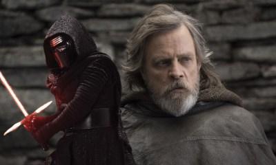 Luke llevó a Kylo Ren al lado oscuro
