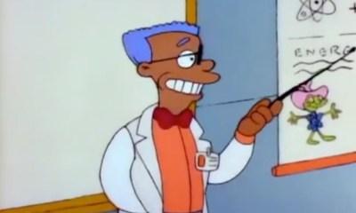 por qué Smithers era afroamericano