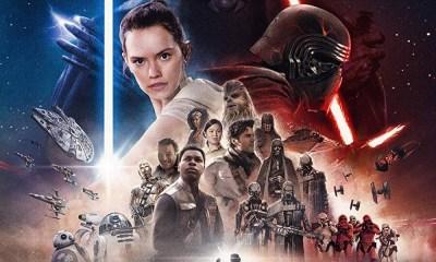 Pareja gay en poster de Star Wars