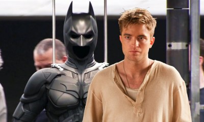 traje de batman de robert pattinson