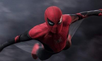 diferentes alas de Spider-Man