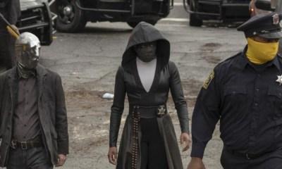 HBO cambió el final de Watchmen