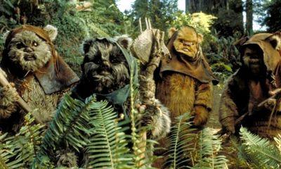 ewoks reemplazaron a los wookiees