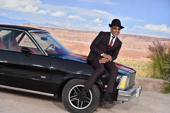 Walter White y Jesse Pickman se roban la premiere de 'El Camino' gettyimages-1179739546-594x594