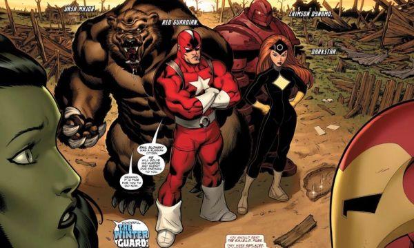 ¿Quién es Red Guardian? El personaje con el que David Harbour entra al MCU quien-es-red-guardian-600x360