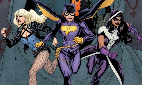 No todo es Harley Quinn, estas son las verdaderas 'Birds of Prey' quienes-son-birds-of-prey-600x360