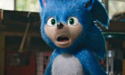 Rediseño del live-action de 'Sonic'