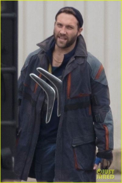 ¿Y Harley? Filtran fotos de los nuevos trajes de 'The Suicide Squad' the-suicide-squad-cast-set-photos-12
