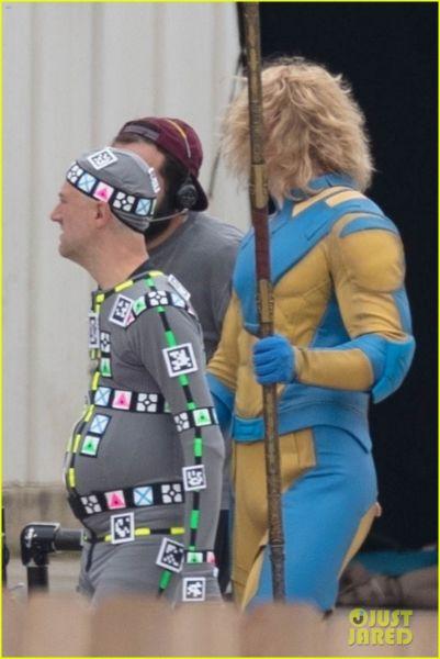 ¿Y Harley? Filtran fotos de los nuevos trajes de 'The Suicide Squad' the-suicide-squad-cast-set-photos-17
