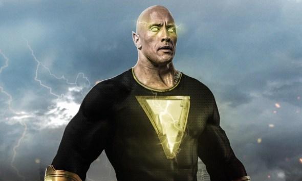 'Black Adam' presentará a Justice Society
