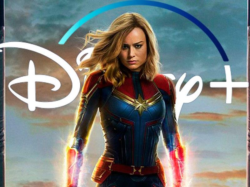 Brie Larson no tiene cuenta de disney plus