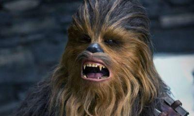 Chewbacca es papá