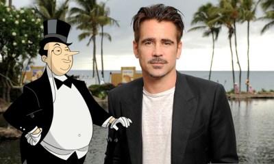 Colin Farrell como Penguin