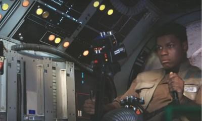 Detrás de cámaras de 'Star Wars The Rise of Skywalker'