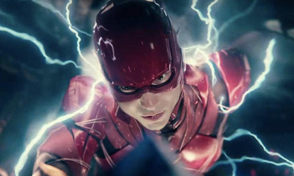 Fecha de grabación de la película 'The Flash'