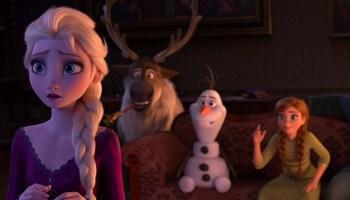 'Frozen 2' lideró las taquillas