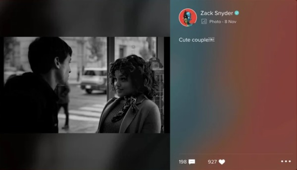 Así se hubiera visto Iris West en 'Justice League' de Zack Snyder Iris-West-en-%E2%80%98Justice-League%E2%80%99-600x345