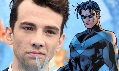 Jay Baruchel se une a Nightwing Batgirl y Flash