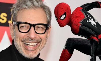 Jeff Goldblum esta feliz con el regreso de Spider-Man al MCU