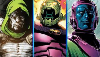 Kang y Annihilus serán los villanos de los Fantastic Four