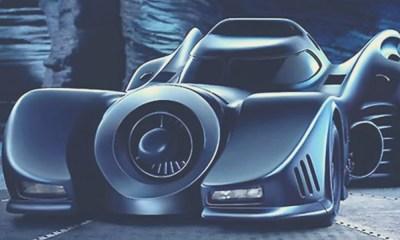 Nuevo Lamborghini replicó el Batimóvil