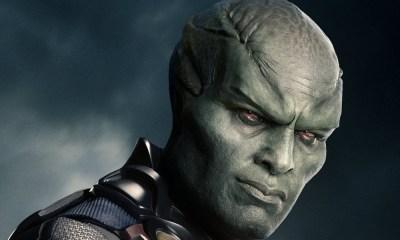 Película de Martian Manhunter busca protagonista afroamericano