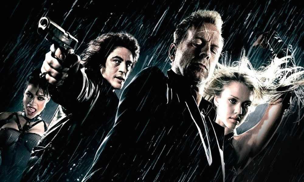 Robert Rodriguez producirá serie de Sin City