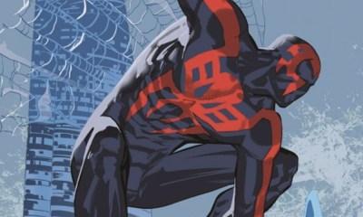 Oscar Isaac en 'Spider-Man into the Spider-Verse 2'