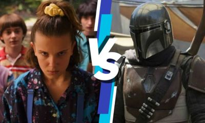 Stranger Things y The Mandalorian se enfrentarán