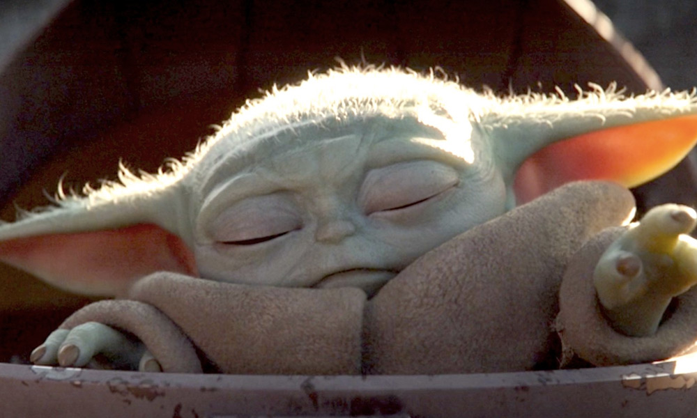 Origen de baby Yoda
