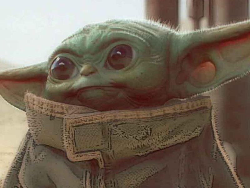 The New Yorker se burla de baby Yoda