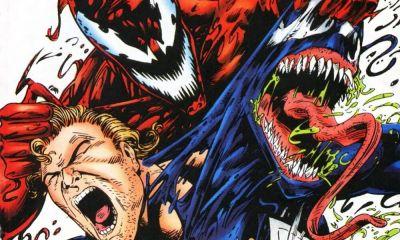 aparición de Carnage en Venom 2