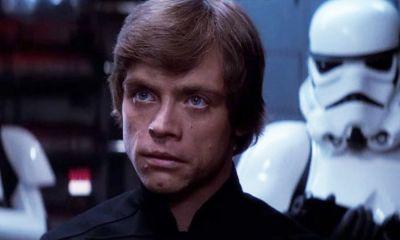 audición de Mark Hamill para 'Star Wars'