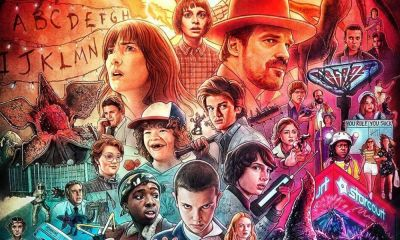 celebran el Stranger Things Day