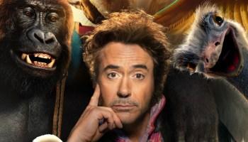 Robert Downey Jr en 'Dolittle'