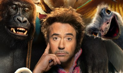 Robert Downey Jr en 'Dolittle'
