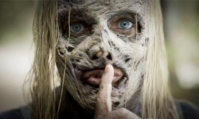 máscaras en 'The Walking Dead'