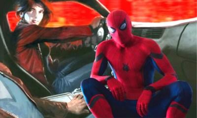hermana de Spider-Man en el MCU
