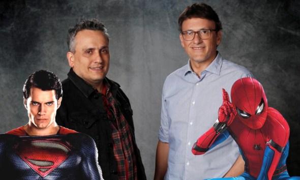 hermanos Russo harán documental de Marvel y DC